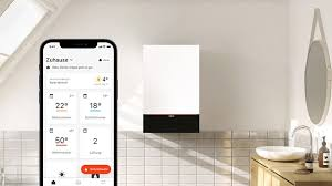 vicare app stay connected with your viessmann boiler