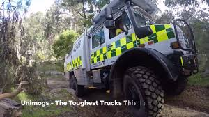100 Unimog Truck The Toughest S This Summer YouTube
