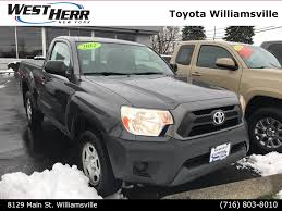 Pre-Owned 2012 Toyota Tacoma 2D Regular Cab In Williamsville ...