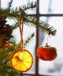 Fruit Christmas Ornaments Michel Arnaud Orange