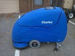 Clarke Floor Scrubber Pads by Clarke Encore S33