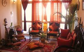 Indian Style Decorating Theme Room Design Ideas Cheap Home Decoration