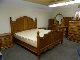 Mathis Brothers Bedroom Sets by Oakcrest