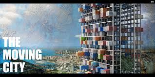 100 Nomad Architecture Skyscraper EVolo Magazine