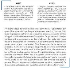 Lettre De Motivation Promotion Interne Lettres Modeles En Lettre De Motivation Une Structure En Trois L Express