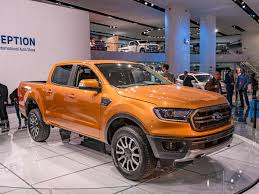 2019 Ford Ranger 2 Door - Car HD 2019
