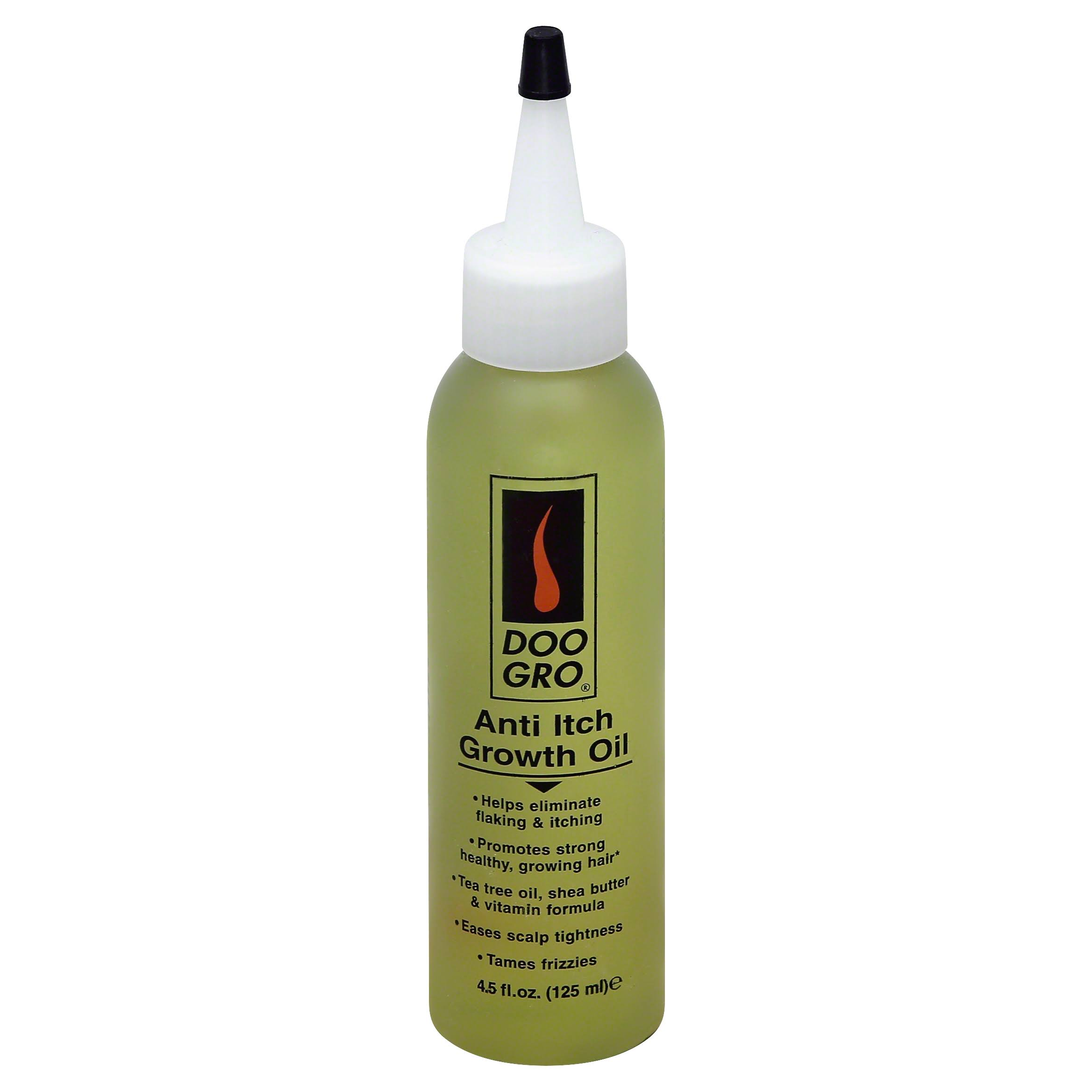 Doo Gro Anti Itch Growth Oil - 4.5oz