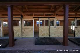 Shed Row Barns For Horses by Plans For Shed Row Barn Hanike