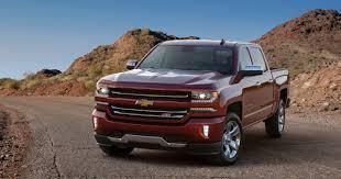 New Tweaks For 2016 Silverado Pickup Truck   Fleet Owner