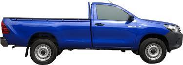 Single Cab Pickup (4x4) Hire Yorkshire | Arrow Self Drive