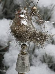Christmas Tree Tinsel Icicles by Ysabetwordsmith Poem