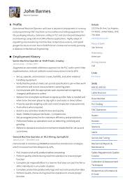 Machine Operator Resume & Writing Guide | +12 Templates | 2020 Veterinary Rumes Bismimgarethaydoncom How To Write The Perfect Administrative Assistant Resume 500 Free Professional Examples And Samples For 2019 Entry Level Template Guide 20 Example For Teachers 10 By People Who Got Hired At Google Adidas 35 2018 Format Sample Photo Ideas 9 Best Formats Of Livecareer Tremendous Of Rumes Image Your Job Application Restaurant Sver Leading 12