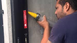 Doggie Door For Patio Door Canada by Waterproofing Sliding Glass Door Removal And Installation Caulking