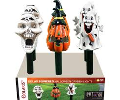 Halloween Pathway Lights Stakes by Good Tidings Product List