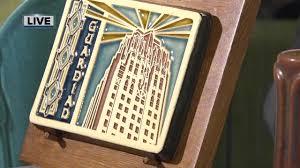 Pewabic Pottery Tiles Detroit by Father U0027s Day Gifts With Detroit Themes At Pewabic Pottery Show