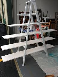How To Build Trestle Shelving