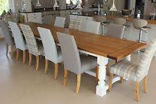 81012 Seater 5 Leg Triple Dining Table Infinity