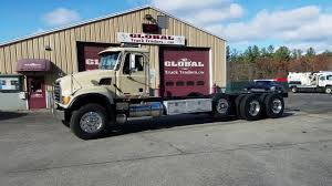 100 Global Truck Traders 2007 MACK GRANITE CV713 For Sale YouTube