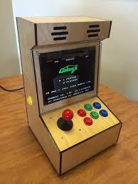 Mortal Kombat Arcade Cabinet Plans by Guy Makes A Proper 4 3 Bartop Arcade Cabinet Gallery Ebaum U0027s World