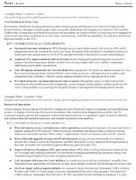Mis Resume Samples Executive Sample Operations Page 2 Manager Example