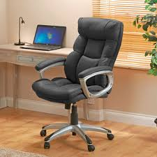 Executive Office Chair Luxury Pu Leather Executive Swivel Computer Chair Office Desk With Latch Recline Mechanism Brown Eliza Tinsley Black Belleze Highback Ergonomic Padded Arms Mocha Barton Economy Hydraulic Lift Senarai Harga Style Lifted Household Multi Heavy Duty Task Big And Tall Details About Rolling High Back Essentials Officecomputer Belleze Tilt Lumber Support Faux For Look Costway