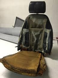 refaire siege voiture renovation sièges en cuir triumph jplecomte sellerie