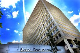 siege banque populaire rives de banque populaire loire lyonnais inauguration de l espace gestion