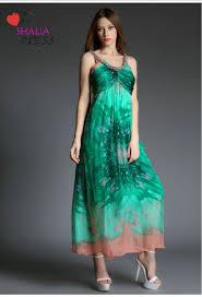 SH 004 Sexy Bohemian Beach Maxi Green Casual Plus Size Woman Summer Clothing Outfit Petite