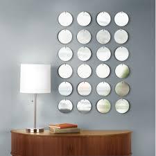 Kitchen Wall Decor Target by Beauty Round Mirror Wall Decor Jeffsbakery Basement U0026 Mattress