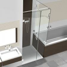 badewanne dusche kombi für mehr platz im bad
