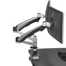 Desk Mount Monitor Arm Dual by Desk Mount Monitor Arm 32 Hostgarcia