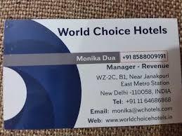 World Choice Hotels Photos Janakpuri Delhi Pictures Images