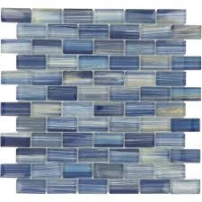 Artistry In Mosaics Watercolors Blue 1