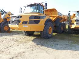 100 Articulated Trucks Volvo A40G Construction Equipment Volvo CE