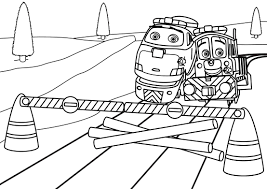 Chuggington Coloring Pages For Napisyme