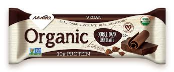 Try A Delicious Real Dark Chocolate NuGo Bar Today