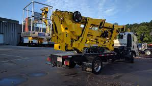 Truck Mounts - Bucket Truck Of The Future | All Access Equipment
