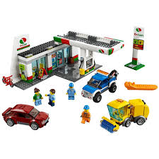 Amazon.com: LEGO City Town 60132 Service Station Building Kit (515 ... Lego Models Thrash N Trash Productions Lego Friends Spning Brushes Car Wash 41350 Big W City Tank Truck 3180 Octan Gas Tanker Semi Station Mint Nisb City Fix That Ebook By Michael Anthony Steele Upc 673419187978 Legor Upcitemdbcom Great Vehicles Heavy Cargo Transport 60183 Toys R Us Town 6594 Pinterest Moc Itructions Youtube Review 60132 Service 2016 Sets Rumours And Discussion Eurobricks Forums Pickup Caravan 60182 Walmart Canada Trailer Lego Set 5590 3d Model 39 Max Free3d