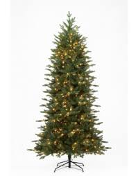 Pre Lit Pencil Slim Christmas Trees by Buy Slim U0026 Pre Lit Slimline Artificial Christmas Trees