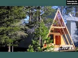 Prefab A Frame Cabins
