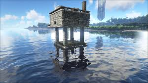 100 House Boat Designs Building Structures On Rafts General Discussion ARK Official
