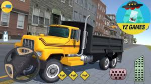 Real Truck Simulation 2018 HD New Truck Android GamePlay FHD - YouTube