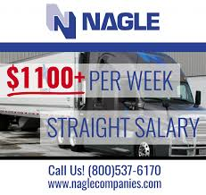 Local Truck Driving Jobs In Ohio | Nagle Companies
