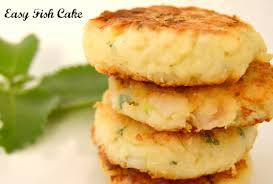 Easy Fish Cake