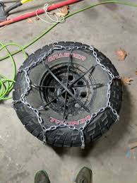 DIY Tire Chains: 5 Steps (with Pictures)