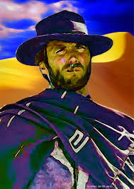 Clint Eastwood - Limited Edition Of 25