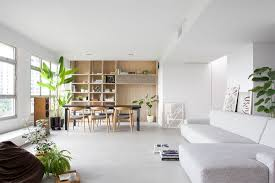 100 Flat Interior Design Images 6 Stunning HDB Flats That Dont Look HDB Lookboxliving
