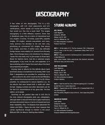 Discography A Few Notes On This Is US With Chart Placements And Certifications Which Weeds Out Myriad