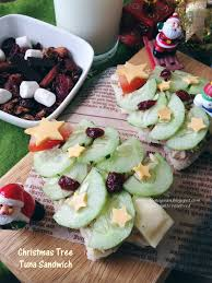 What Is The Best Christmas Tree Food by Cuisine Paradise Singapore Food Blog Recipes Reviews And