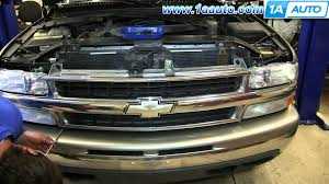 How To Install Replace Radiator Grille 2000-06 Chevy Suburban - YouTube Grilles Strtsceneeqcom Rbp Rolling Big Power A Worldclass Leader In The Custom Offroad Ford Raptor Lights Offroad Alliance Linex Dayton Oh Protective Auto Coating Truck Bed Cover Winter Grill Cover 1954 Chevy Grille Installation Hot Rod Network Nexgrill 55 Cover7000888 The Home Depot Lebra Custom Front End Mask Covercraft How I Turned My Budget Suv Into A Grand Touring Luxury Vehicle Silverado Billet Mesh Cnc Led Chrome Black Painted Grill And Mirror Covers Pics Inside Nissan Titan Forum